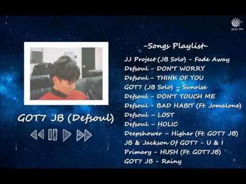GOT7 JB (Defsoul) - Songs Playlist I รวมเพลงของ JB GOT7 (เจบี ก็อตเซเว่น)