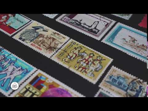 CryptoStamps Introduction Video | Next Blockchain CryptoCollectibles