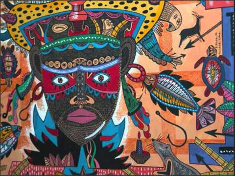 "Eliades Ochoa - ""A la luna yo me voy"" do disco ""Afrocubism"" (2010)"