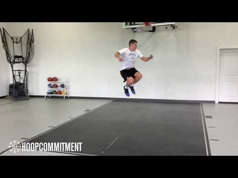 Hoop Commitment - The 5 Minute Basketball Warm-Up