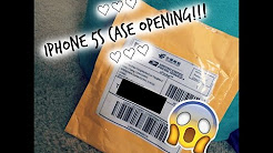 ♡~iPhone 5s case opening!~♡ ( From Amazon) | Makeupbylizzie360