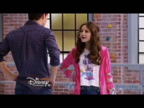 Soy Luna: Matteo and Luna almost kiss Ep.66