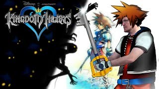 Avenging My Youth: Kingdom Hearts 1 Complete Playthrough ft. KZXcellent