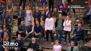 heroes y villanos se reúnen para celebrar los 10 años de Marvel Studios