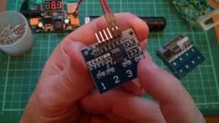 Postbag: #32(b) - Capacitive Touch Switch Modules TTP224/226