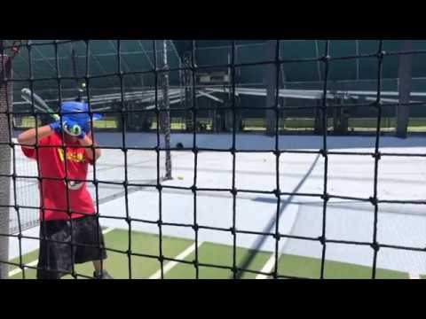 Fun At The Batting Cages!!