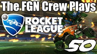 The FGN Crew Plays: Rocket League #50 - I See Dead Cars (PC)