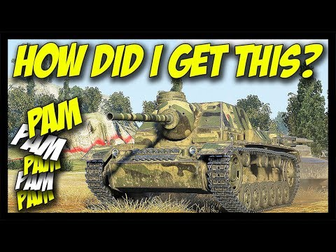 ► How Did I Get This Tank? :D - World of Tanks Gameplay