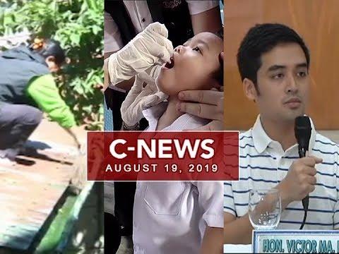 UNTV: C-News (August 19, 2019)