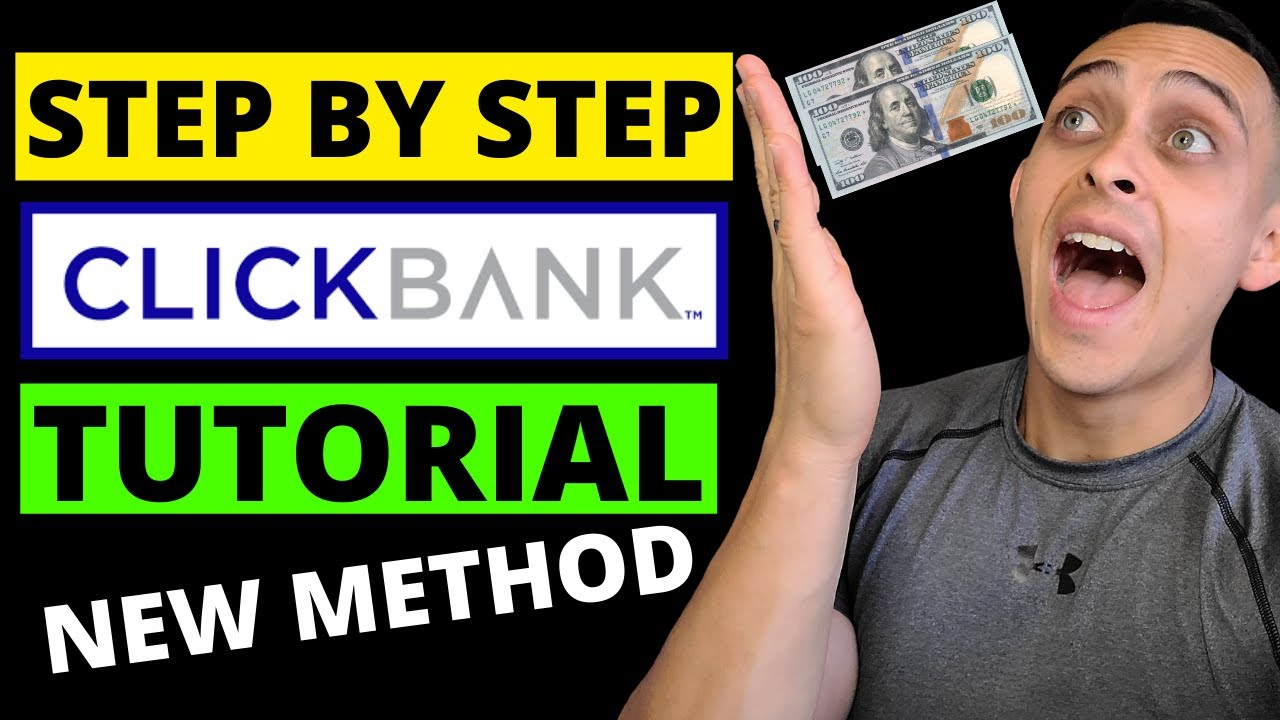Clickbank for Beginners $100 Per Day Method - MAKE MONEY ON CLICKBANK FOR FREE IN 2020