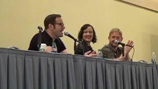 Black Butler Panel at ACen 2018