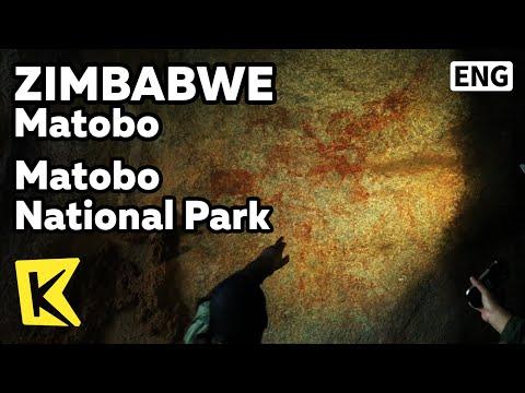 【K】Zimbabwe Travel-Matobo[짐바브웨 여행-마토보]마토보 국립공원 석기시대 벽화/National Park/Mural/Cave/UNESCO