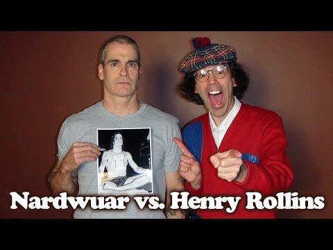 Nardwuar vs. Henry Rollins (2011)