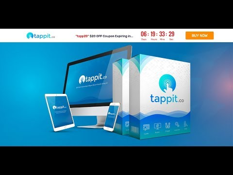 Tappit Review From Real User-Tappit Demo and Explanation. http://bit.ly/2Zigr29