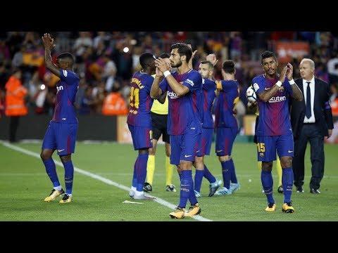 Andre Gomes vs Espanyol | (09/09/2017) HD