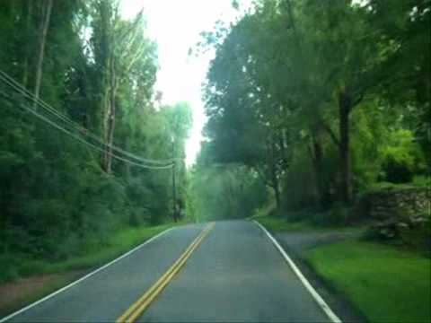 Part 1 - Connecticut State Route 169 - New England Scenic Byway Route- Song: The Wildwood Flower