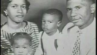 Medgar Evers - Part 1, Civil Rights Heroes, Martin Kent Documentary
