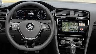 2017 Volkswagen GOLF MK7 Facelift - Interior