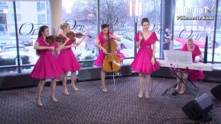 The ILVES Sisters Head Over Heels ABBA Cover