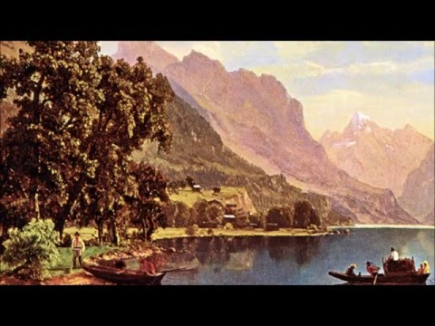 Great Works of Art Landscapes - SlideShow With Relaxing Classical Music