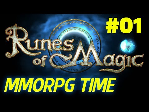 Runes of Magic #01 Ein Held wird geboren [Gameplay] [German] [Deutsch]