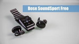 Auriculares Bose SoundSport Free Análisis y opinión en Español