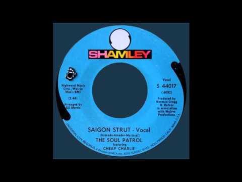 The Soul Patrol - Saigon Strut