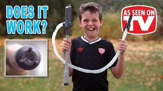 Turbo Pump Review: Does it work? | As Seen on TV - Automatic Liquid Transfer Pump - 4K