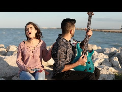 The Game Of Love - Santana Ft. Michelle Branch (Cover By Alyssa Shouse & Charles Longoria)