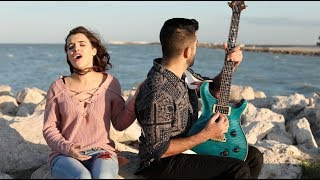 Gambar cover The Game Of Love - Santana ft. Michelle Branch (Cover by Alyssa Shouse & Charles Longoria)