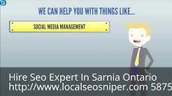 Hire Seo Professional In Sarnia Ontario