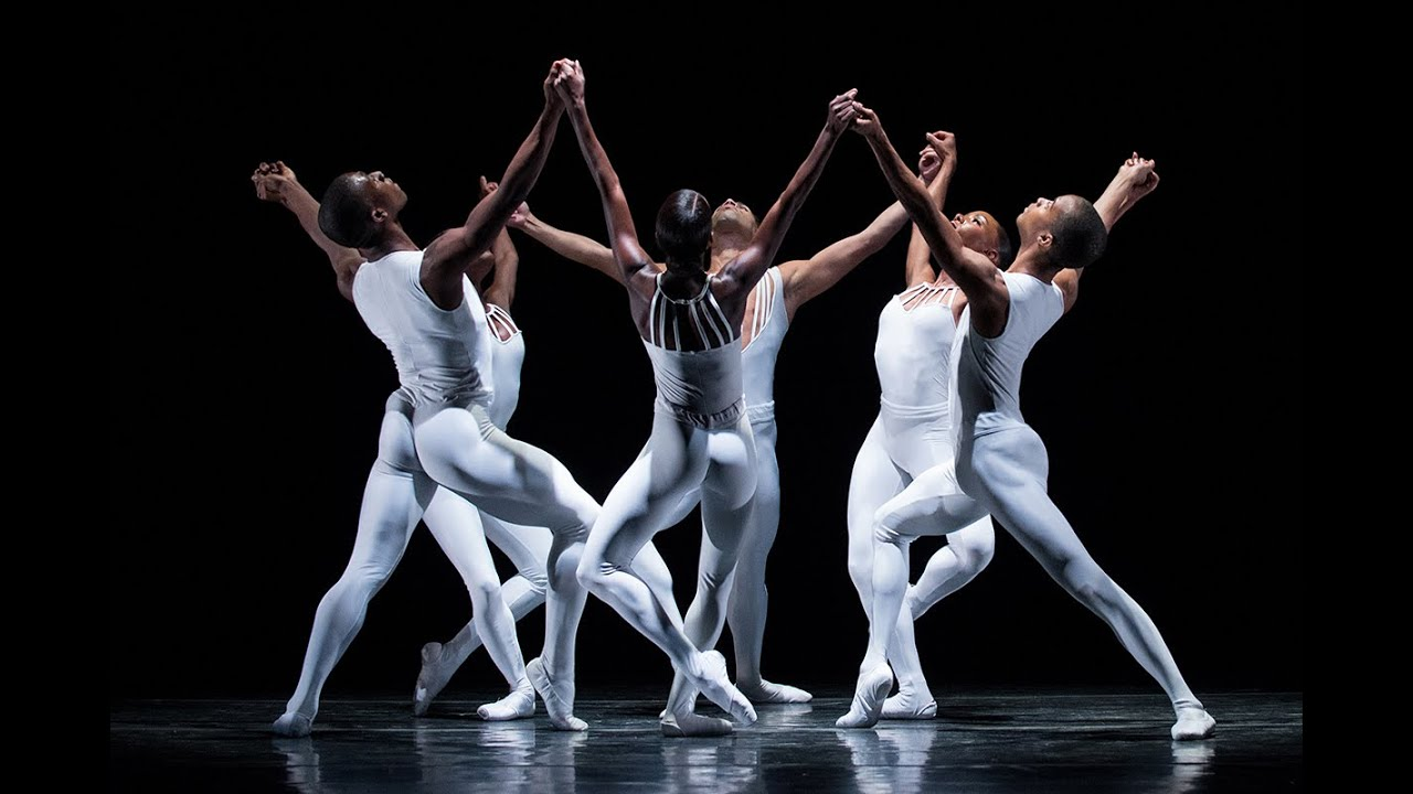 Dance Theatre of Harlem at City Center in 2015 - YouTube