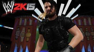 уГ WWE 2K15 vs Wrestlemania - Негативный Обзор