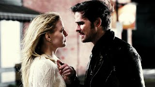 how they fell in love with each other | hook + emma (2x05-4x22)
