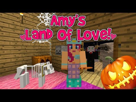 TRICK OR TREAT! Halloween Special! | Amy's Land Of Love! Ep.186