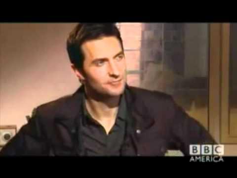 Richard Armitage. Interview