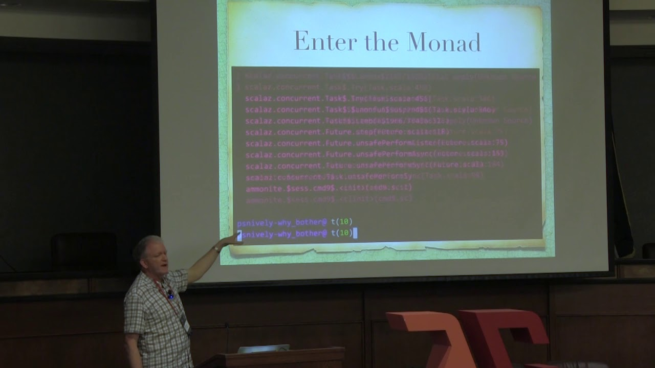 Paul Snively - Typed FP on the Job  Why Bother - λC 2018