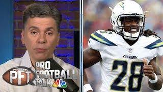 PFT Overtime: Melvin Gordon's holdout, 18-game regular seasons   Pro Football Talk   NBC Sports