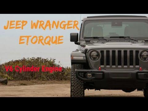 Jeep Wranger eTorque Review