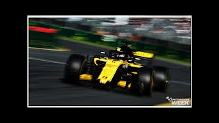Formula 1: Renault to push for two-year engine freeze during Bahrain 2021 meeting