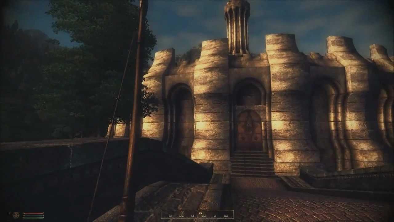 Oblivion enb скачать