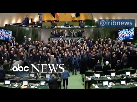 US and Iran on the brink of war l ABC News