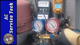 Charging R-410A Refrigerant into a Unit that has King Valves!