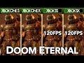 Gambar cover Doom Eternal - Xbox One S|X & Xbox Series X|S - Comparison & FPS