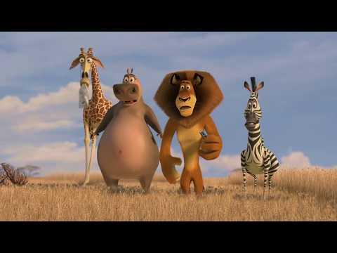 DreamWorks Madagascar   From Off The Reserve   Madagascar: Escape 2 Africa Movie Clip