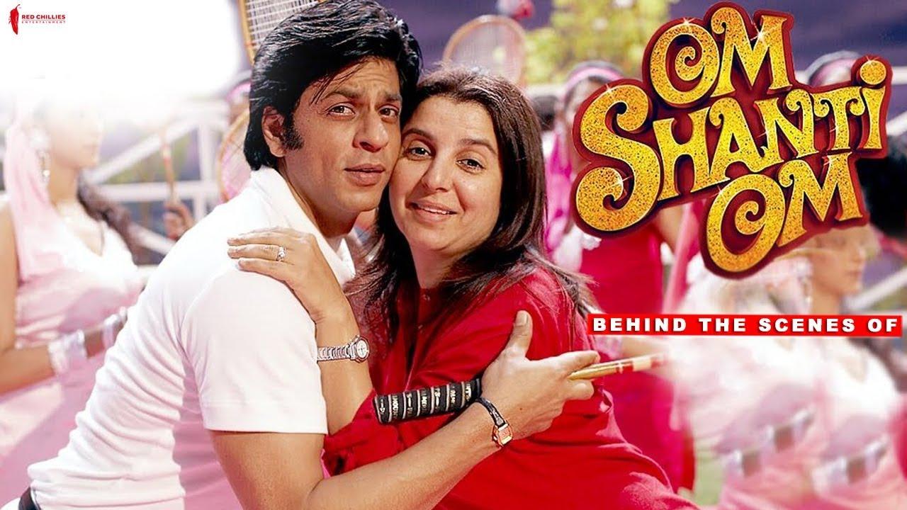 Making Of Om Shanti Om Deepika Padukone Shah Rukh Khan