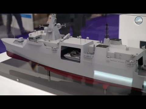 DSEI 2017 Day 3: Naval Zone - Type 31 - Waveglider - Dragonfire - FFG(X)