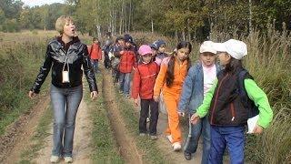 Уроки для начальных классов. Пишем сочинение в лесу