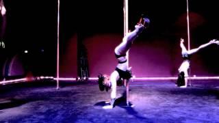 Pole Dance - Black Fingernails Red Wine [Melody Pole Studio, Term 3 2014]