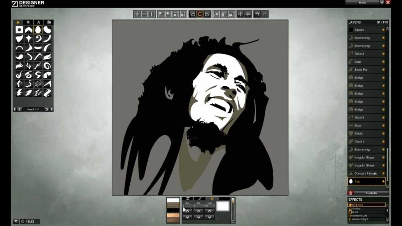 APB Bob Marley Logo - YouTube